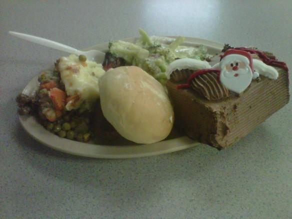 Dinner at Mission 12-15-12